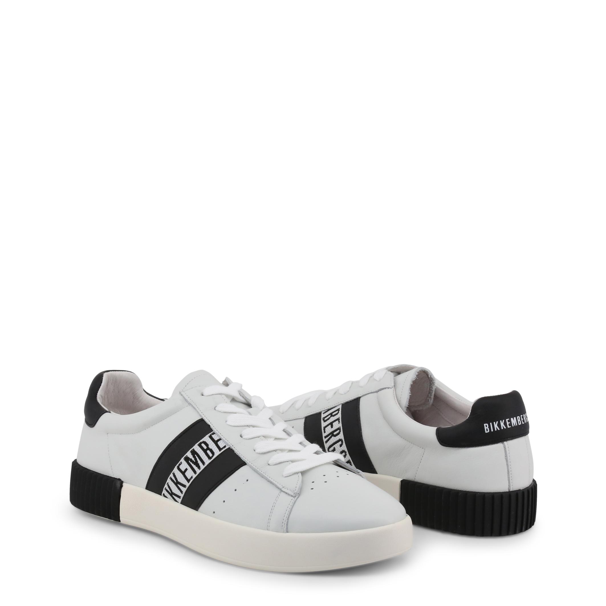 Sneakers-Bikkembergs-COSMOS-2434-Uomo-Bianco-98820 miniatura 2