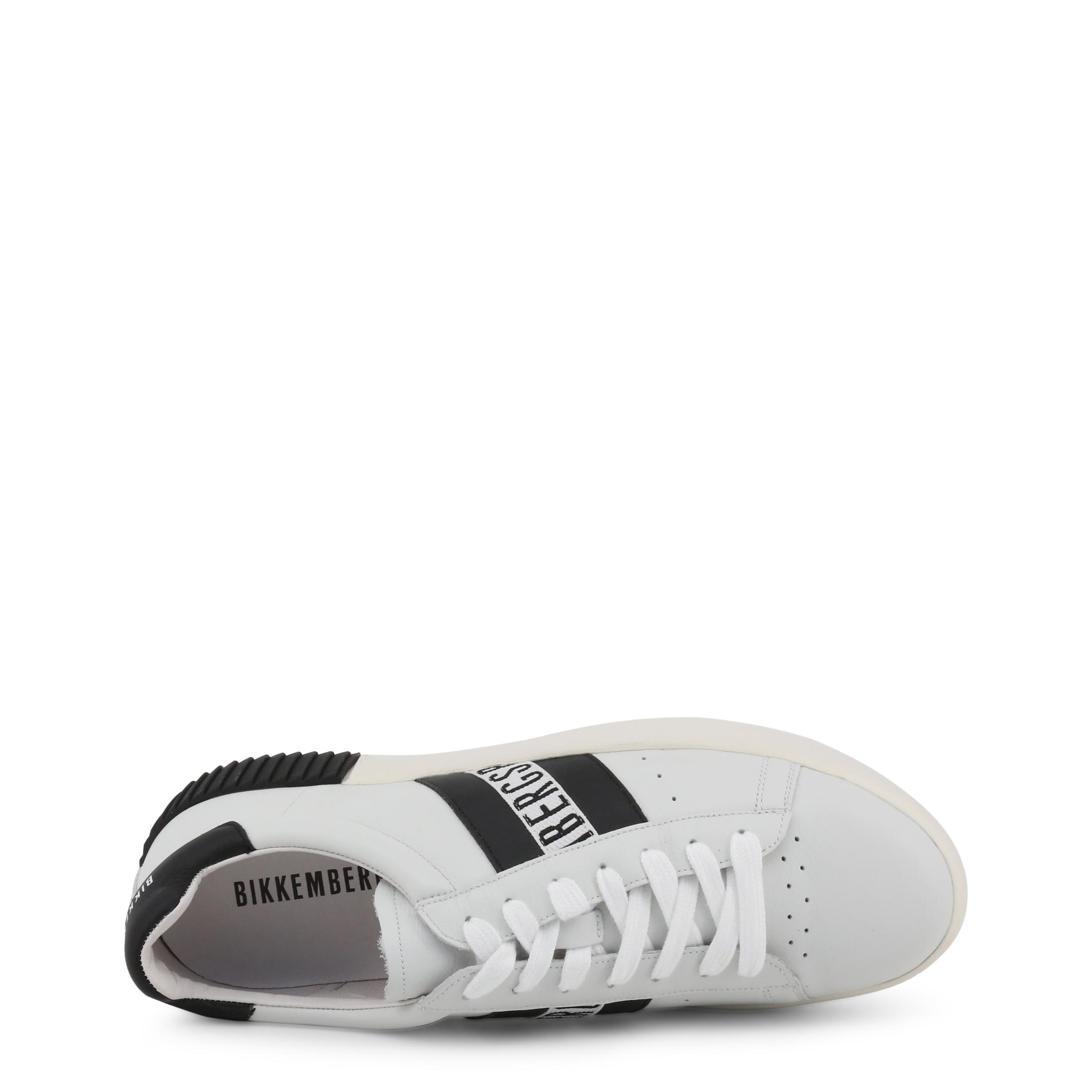 Sneakers-Bikkembergs-COSMOS-2434-Uomo-Bianco-98820 miniatura 3
