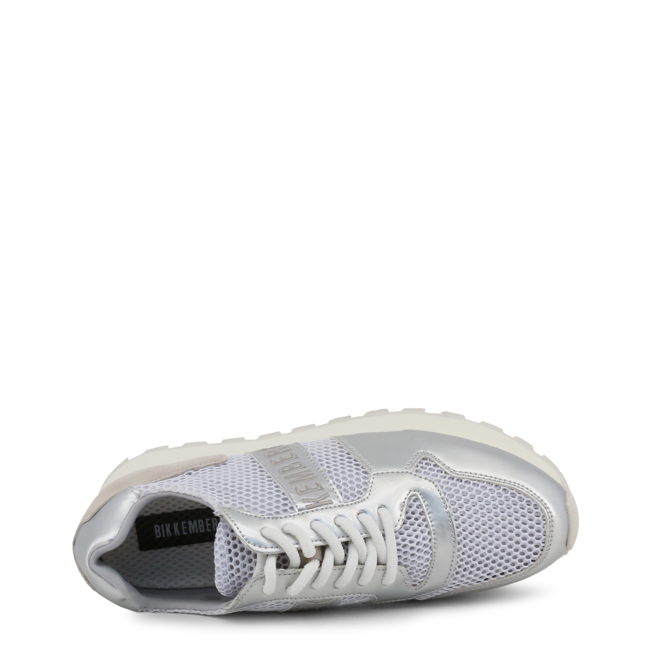 Sneakers Bikkembergs FEND-ER_2087-MESH Donna Bianco 98833