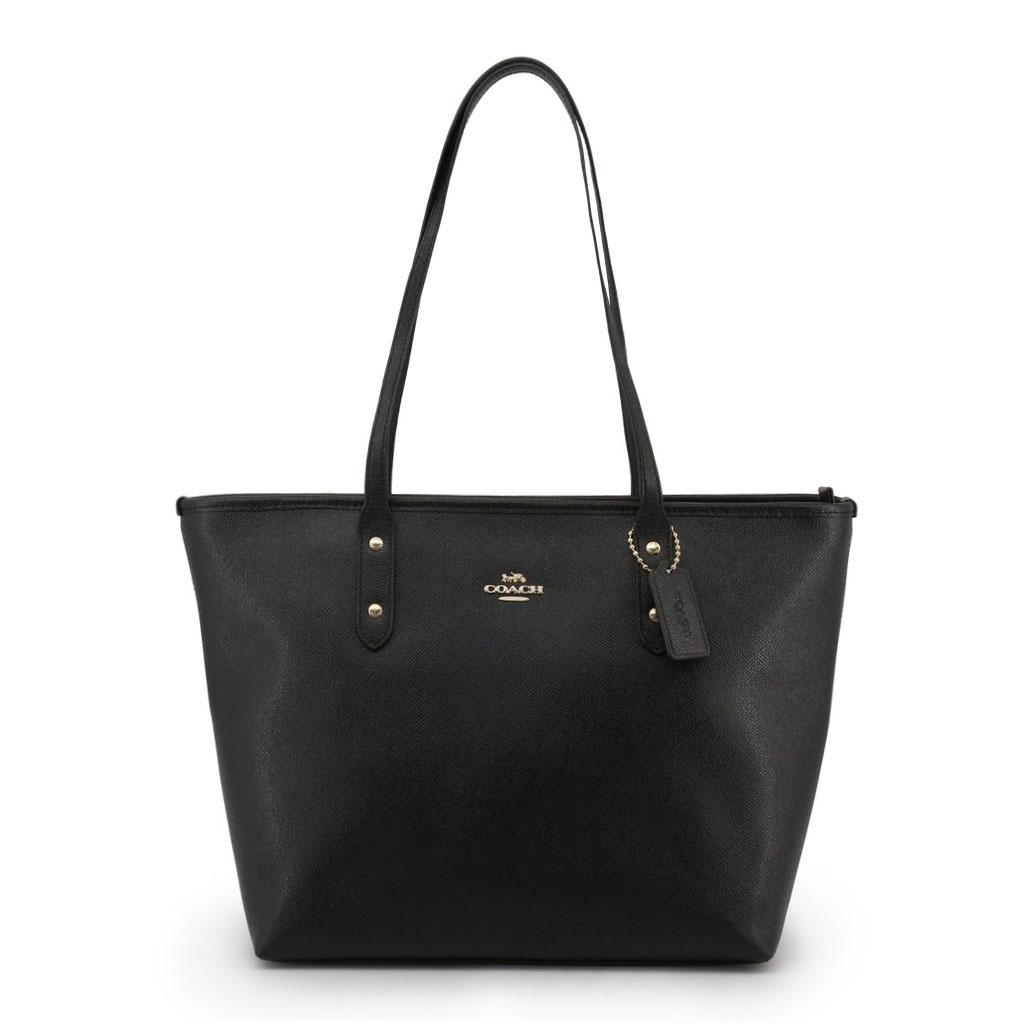 Shopping bag Coach F58846 Donna Nero 99913