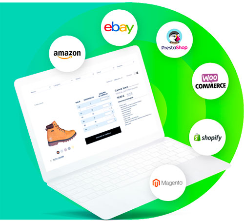 Vendas online - Catalogo al por mayor y dropshipping - Brandsdistribution