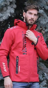 Geographical Norway apparel