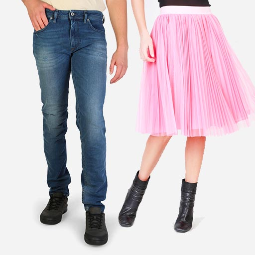 Kleidung - Großhandels - und Dropshipping-Katalog - Brandsdistribution
